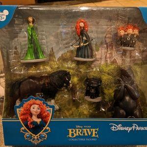 Disney Pixar Brave Collectible figures